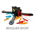 Revolver Sport - рама для гоночного квадрокоптера