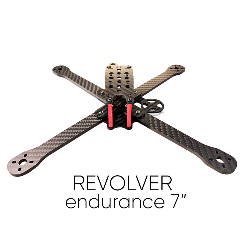 Рама квадрокоптера Revolver Endurance