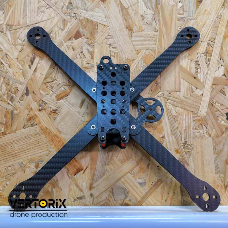 "Revolver Endurance 7"" Vertorix - как собрать дрон дальнолёт"