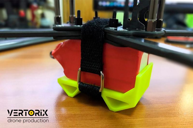 Защита аккумулятора для дрона