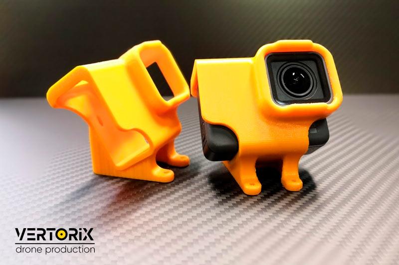 Фото 3D-печать бокса для GoPro 7