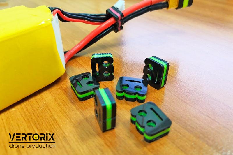 Защита балансировочных разъёмов для аккумулятора коптера