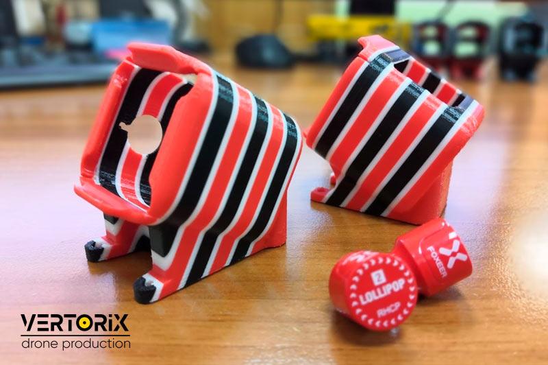 Фото 3D-печать защитного бокса Foxeer Box