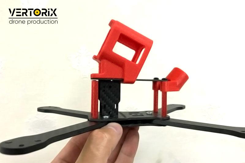 Защитный бокс GoPro Session для квадрокоптера Ifryt