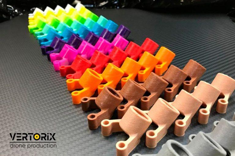 3D печать Flex-пластиком флексом
