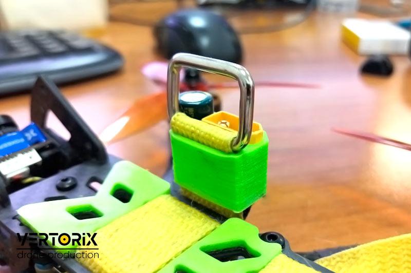 Защита разъёма XT60