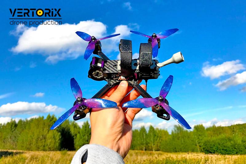 Квадрокоптер с камерой DJI FPV. Где заказать и как собрать?