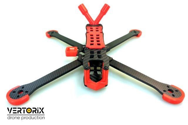 Lucanus 7 - беспилотник от Vertorix для полётов на большие расстояния