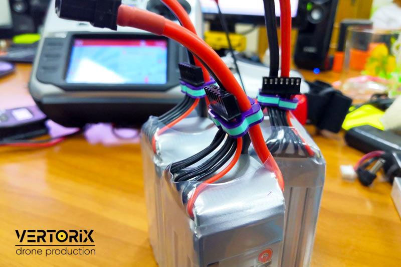 Балансировочный разъём. Как закрепить на провод аккумулятора?