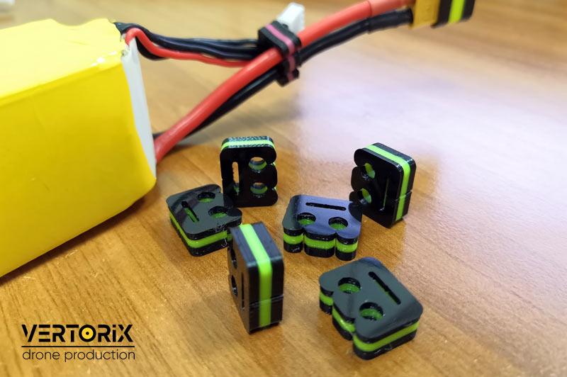 Защита для балансировочного разъёма литий-полимерного аккумулятора