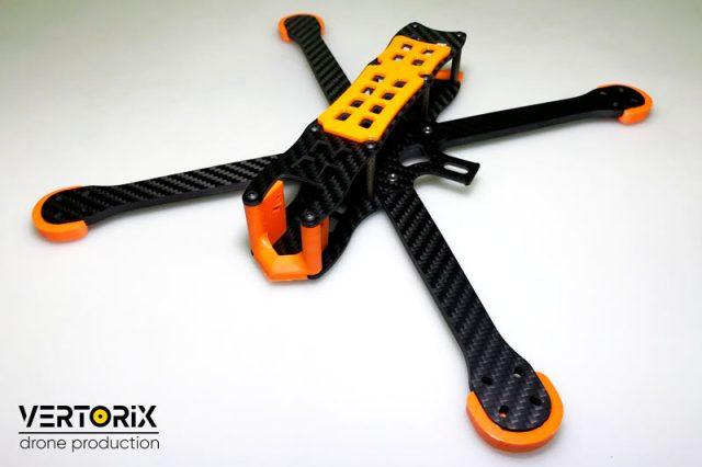 Lucanus - рама для сборки дрона для полётов на большой высоте