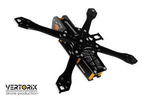 Рама для сборки дрона с камерой Vertorix Mandarin