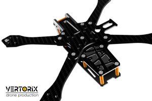 Рама для сборки акробатического дрона
