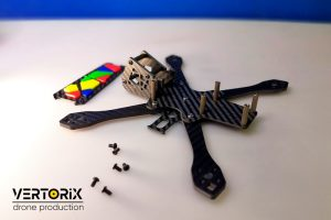 Рама для сборки DJI FPV дрона купить в Москве