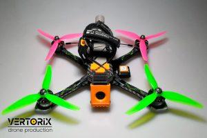 Фристайловая рама для FPV дрона