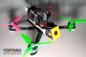 Закрытая рама для сборки FPv дрона