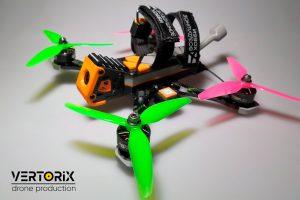 Лучшая рама для дрона Vertorix Mandarin