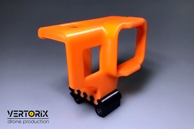 Бокс Маунт для крепления GoPro на раме квадрокоптера или гоночного дрона