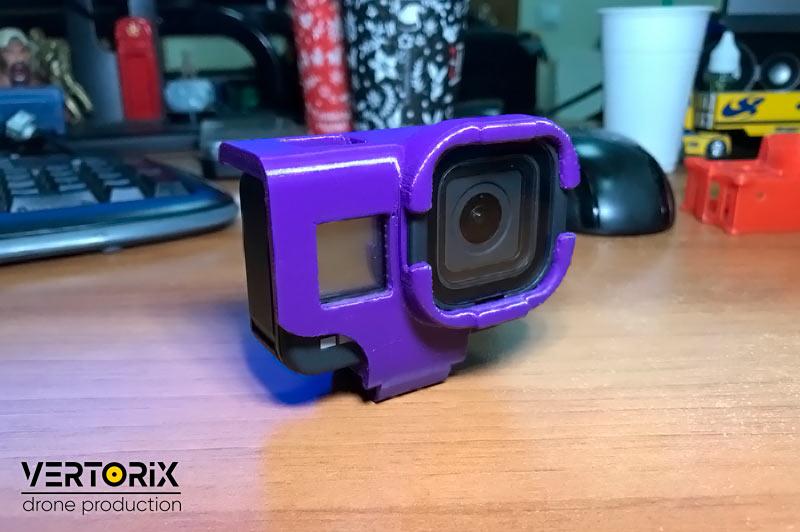 Маунт для GoPro 8 с фильтром Rollcage