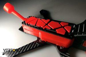 Рама для сборки FPV-дрона с влагозащитой