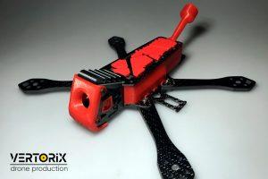 Vertorix Mandarin - коптер для полётов в режиме Sport